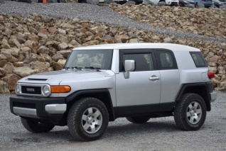 Used Toyota Fj Cruiser >> Used Toyota Fj Cruisers For Sale Truecar