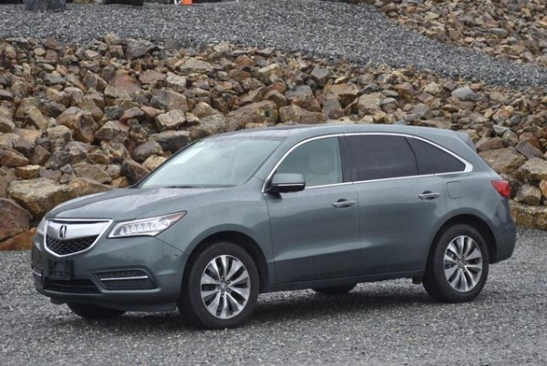 2015 acura mdx sh awd with technology package for sale in naugatuck ct truecar. Black Bedroom Furniture Sets. Home Design Ideas