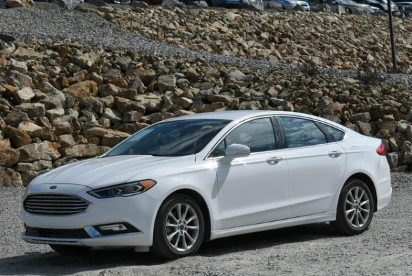 Naugatuck Ct Car Dealer >> 2017 Ford Fusion Hybrid Se Fwd For Sale In Naugatuck Ct