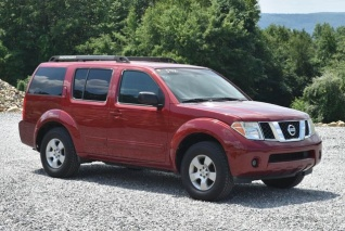 Used 2006 Nissan Pathfinder S 4WD For Sale In Naugatuck, CT
