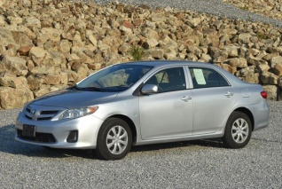 Used 2012 Toyota Corolla L Automatic For Sale In Naugatuck, CT