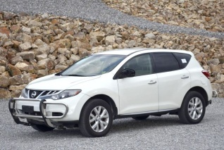 Used 2011 Nissan Murano S SUV AWD For Sale In Naugatuck, CT