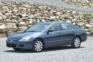 2007 Honda Accord Lx V6 Special Edition Sedan Automatic For In Naugatuck Ct