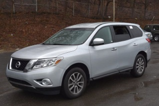 Used 2014 Nissan Pathfinder S 4WD For Sale In Naugatuck, CT