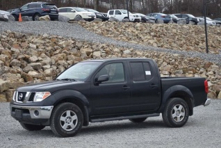 2007 Nissan Frontier Se Crew Cab 4wd Manual Swb For In Naugatuck Ct