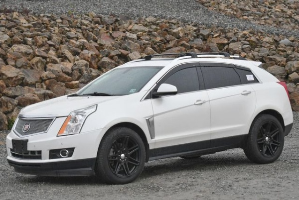 2015 Cadillac SRX Luxury Collection