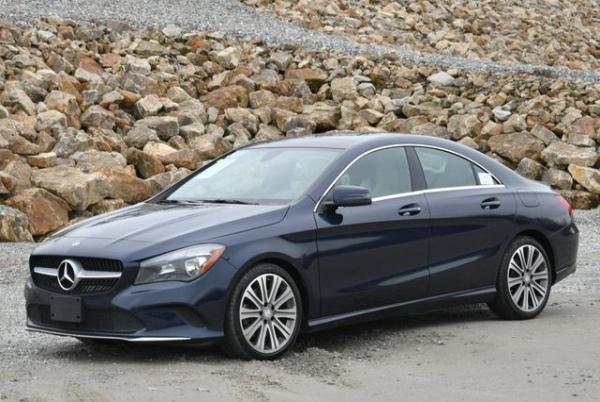 2018 Mercedes-Benz CLA in Naugatuck, CT