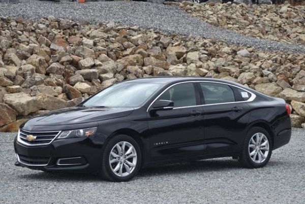2017 Chevrolet Impala In Naugatuck Ct