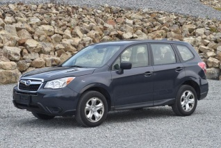 Subaru forester 2016 manual