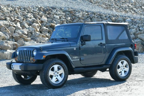 2008 Jeep Wrangler in Naugatuck, CT