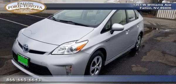 2015 Toyota Prius in Fallon, NV