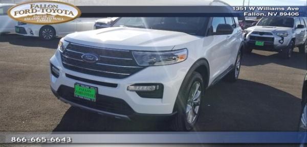 2020 Ford Explorer in Fallon, NV