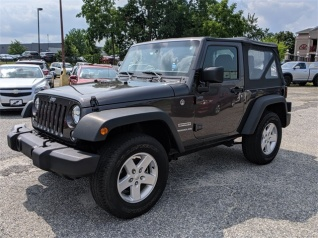 Jeeps For Sale In Md >> Used Jeep Wranglers For Sale In Aberdeen Md Truecar