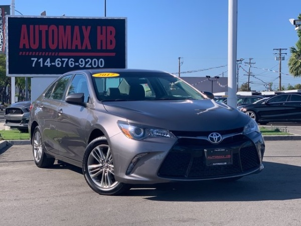 2017 Toyota Camry in Santa Ana, CA