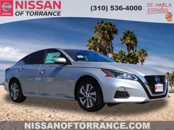 2020 Nissan Altima in Torrance, CA
