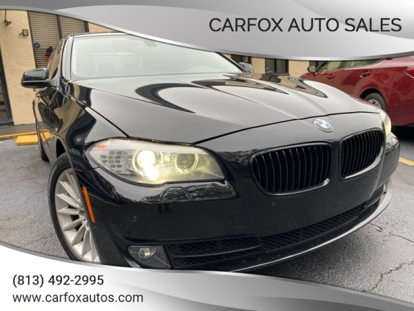 2011 BMW 5 Series in Tampa, FL