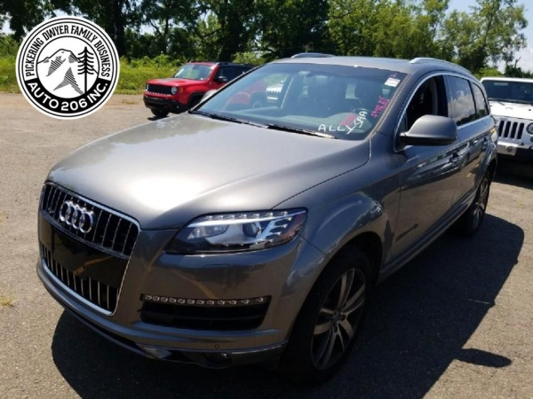 2014 Audi Q7 Reviews, Ratings, Prices - Consumer Reports