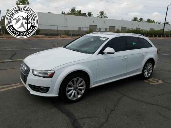 2015 Audi Allroad 2.0T quattro Premium