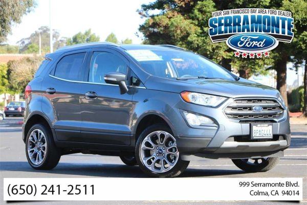 2020 Ford EcoSport in Colma, CA