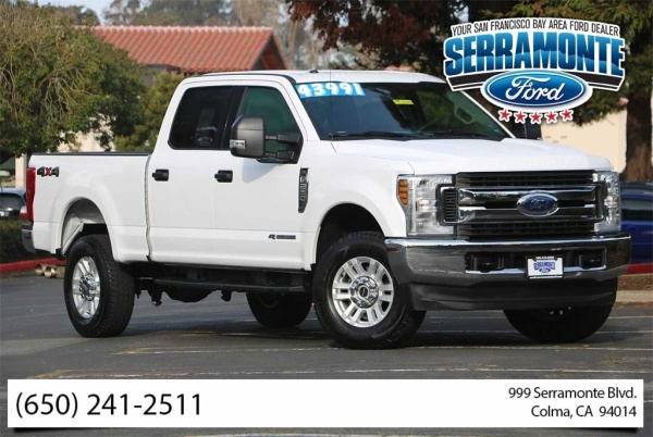 2019 Ford Super Duty F-250 in Colma, CA
