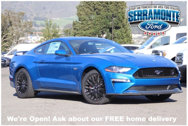 2020 Ford Mustang in Colma, CA