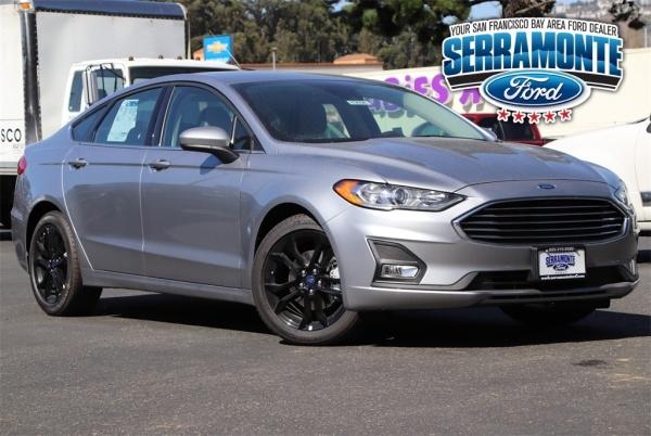 2020 Ford Fusion in Colma, CA