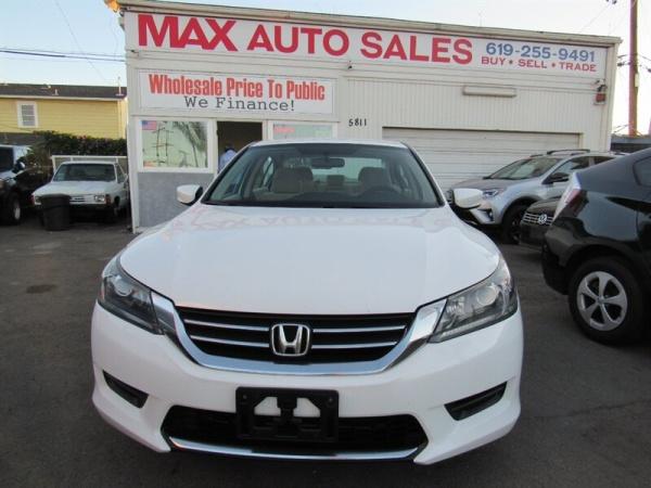 2013 Honda Accord LX