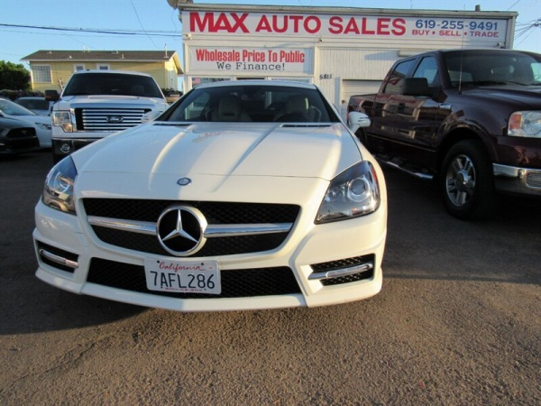 2013 Mercedes-Benz SLK in San Diego, CA