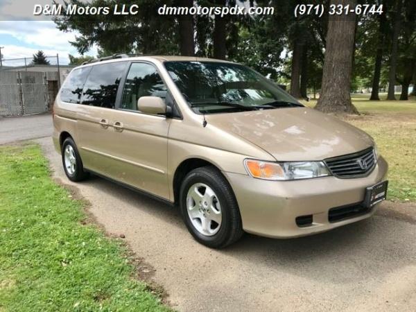 2001 Honda Odyssey in Portland, OR