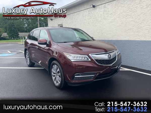 2014 Acura MDX in Fairless Hills, PA