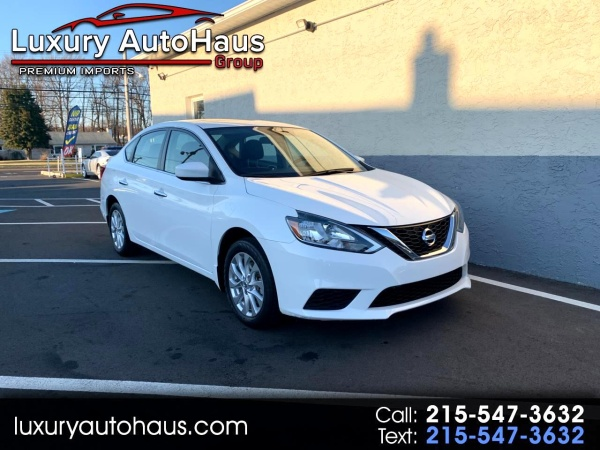 2017 Nissan Sentra in Fairless Hills, PA