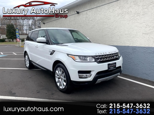 2015 Land Rover Range Rover Sport in Fairless Hills, PA