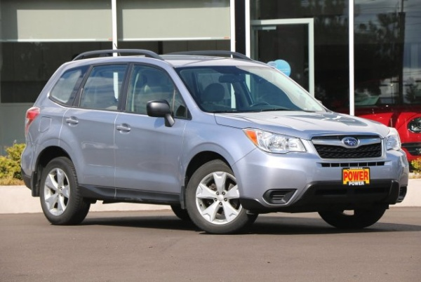 2015 Subaru Forester in Corvallis, OR