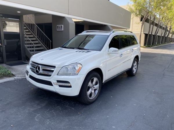 2012 Mercedes-Benz GL in Costa Mesa, CA