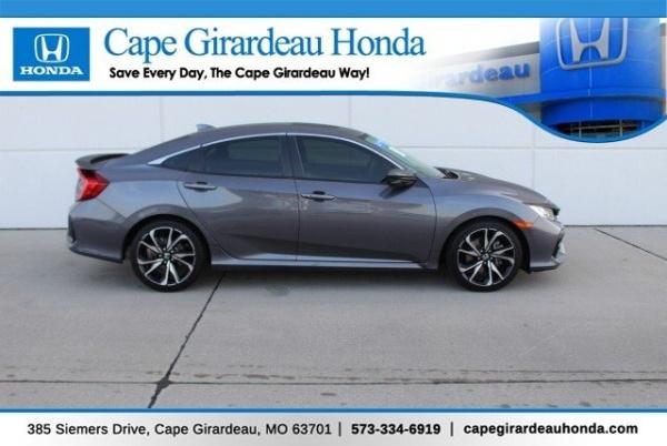 2018 Honda Civic in Cape Girardeau, MO