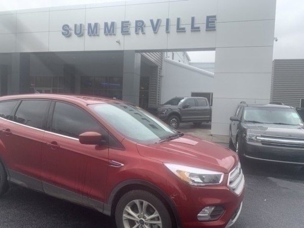 2019 Ford Escape in Summerville, SC
