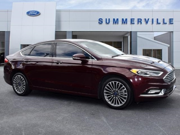 2017 Ford Fusion in Summerville, SC