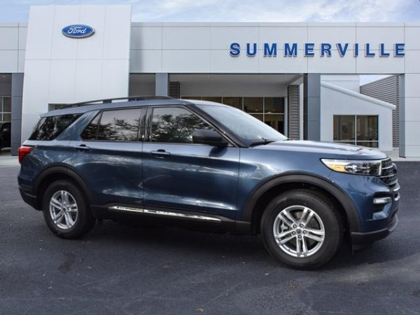 2020 Ford Explorer in Summerville, SC