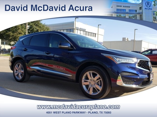 2020 Acura RDX in Plano, TX