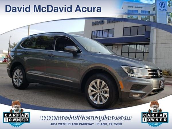 2018 Volkswagen Tiguan in Plano, TX