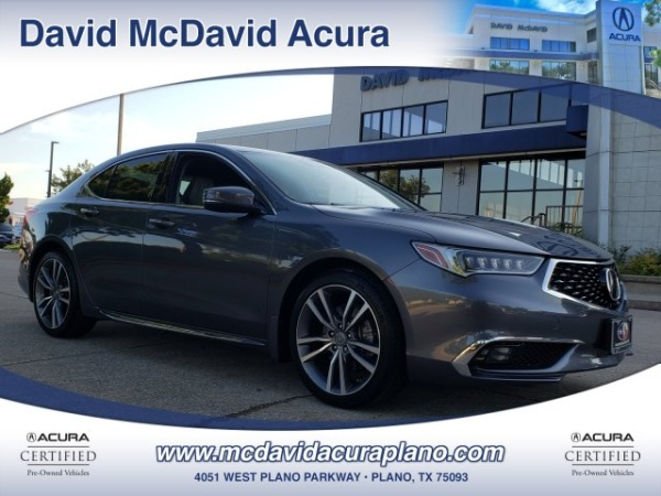 2019 Acura TLX in Plano, TX