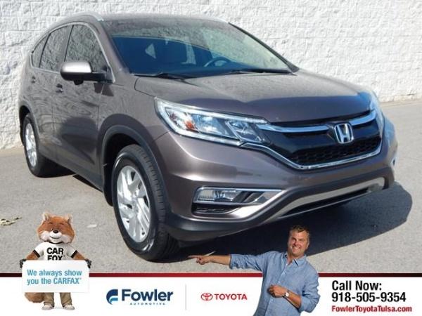 2016 Honda CR-V in Tulsa, OK