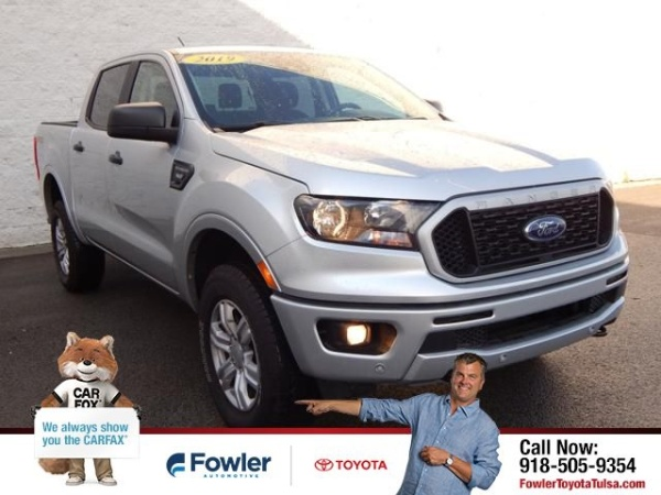 2019 Ford Ranger in Tulsa, OK