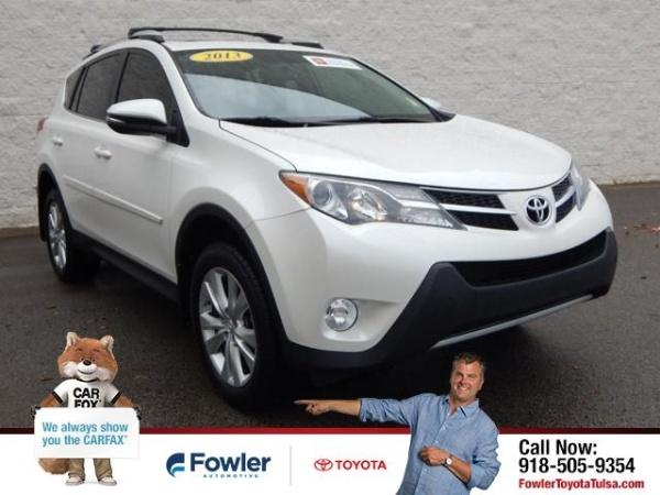 2013 Toyota RAV4 in Tulsa, OK