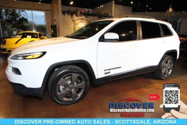 2016 Jeep Cherokee in Scottsdale, AZ