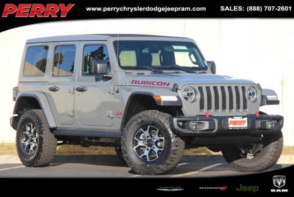 2020 Jeep Wrangler in National City, CA