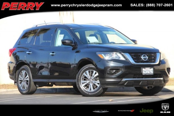 2017 Nissan Pathfinder in National City, CA