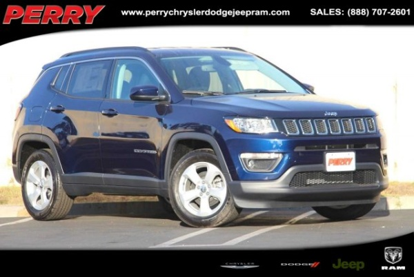 2020 Jeep Compass in National City, CA