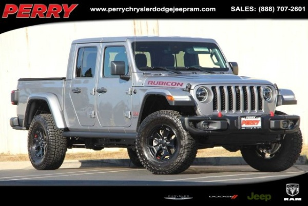 2020 Jeep Gladiator in National City, CA