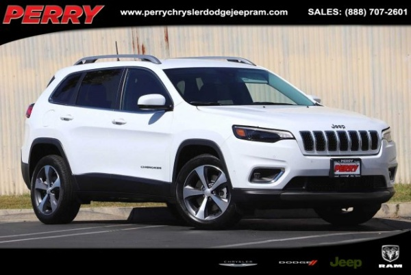 2020 Jeep Cherokee in National City, CA